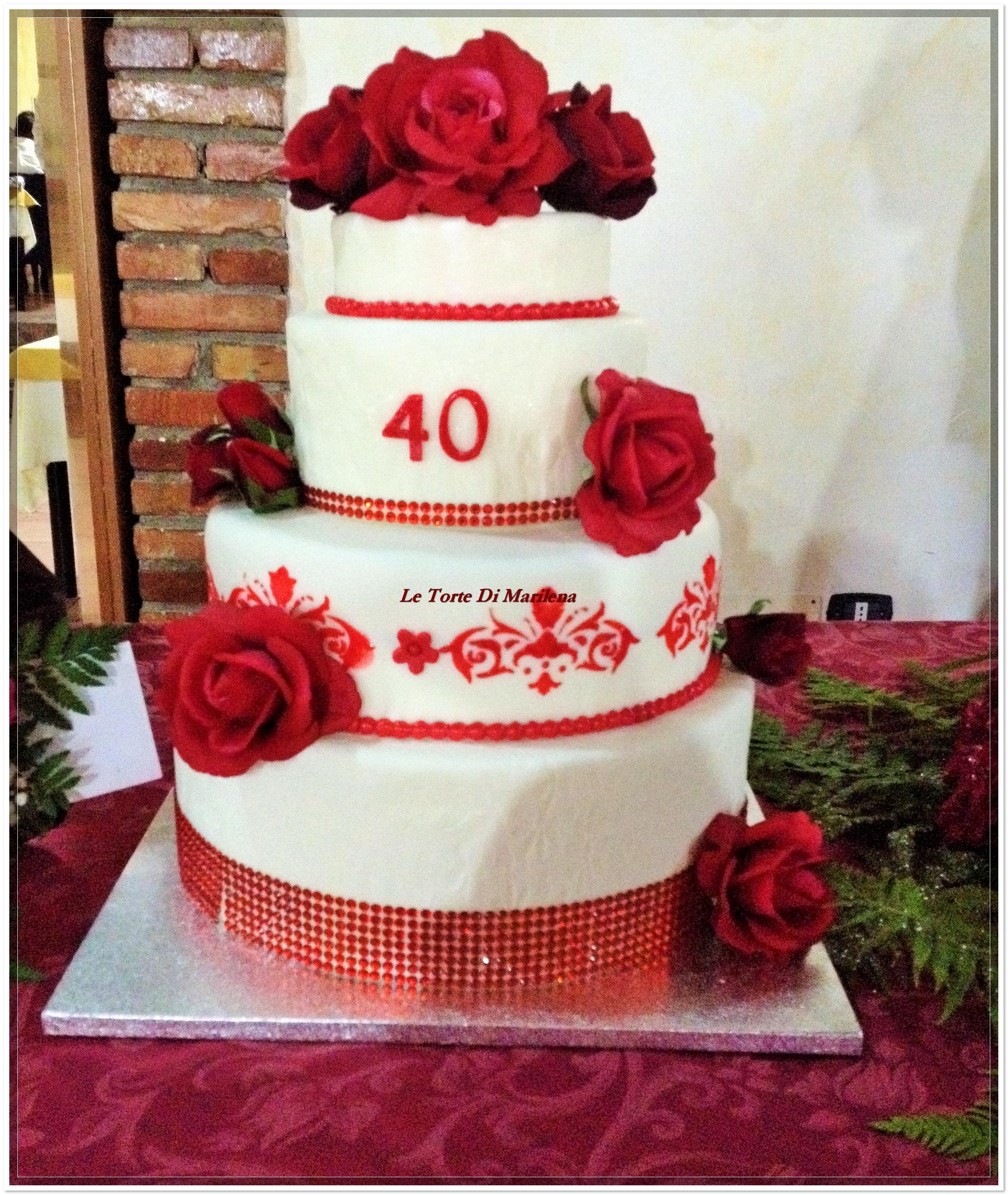cake 40anni 1