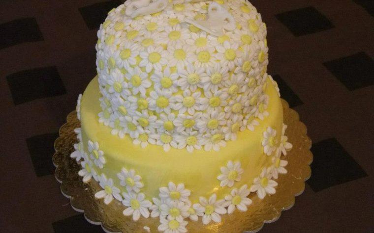 70 Esimo Compleanno Donna Le Torte Di Marilena
