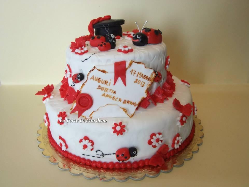 La Bionda Cake
