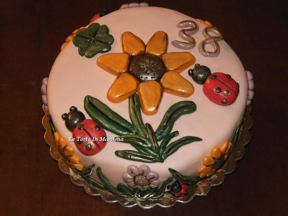 Estremamente TORTA THUN | Le Torte di Marilena WJ25