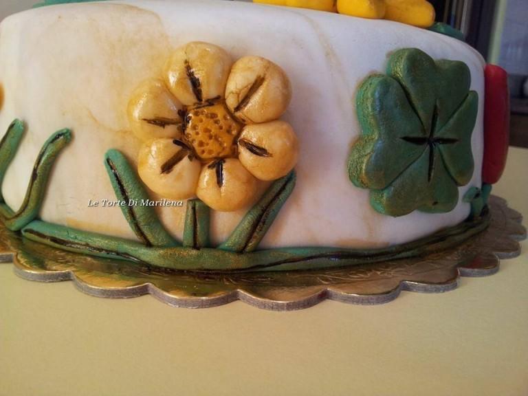 TORTA THUN | Le Torte di Marilena