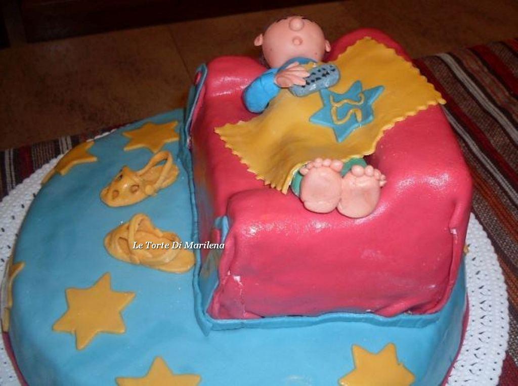 TORTA RELAX  Le Torte di Marilena