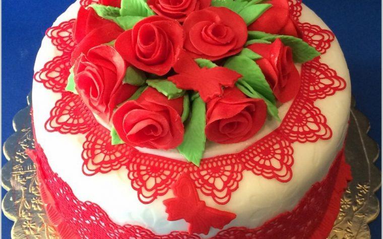 Eccezionale 50°esimo Compleanno Donna - Le Torte di Marilena CF85