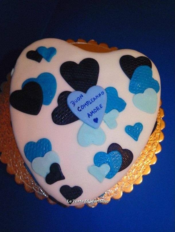 Torta Compleanno Uomo Le Torte Di Marilena