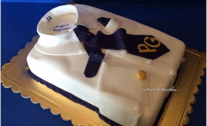 50 esimo compleanno uomo le torte di marilena for Torte di compleanno particolari per uomo