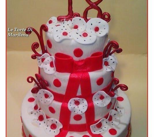 18 Esimo Compleanno Uomo Le Torte Di Marilena