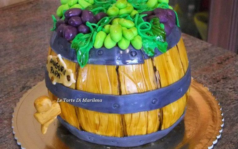 60 Esimo Compleanno Uomo Le Torte Di Marilena